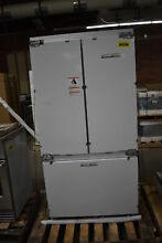 Fisher Paykel RS36A80J1 36  Custom Panel CD Built In Refrigerator NOB  40300 HRT