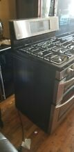 LG DOUBLE OVEN GAS STOVE PICK UP ONLY
