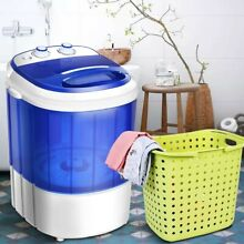 Blue Portable Small Mini Compact Washer Washing Machine Capacity