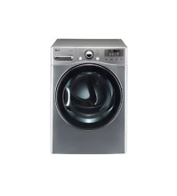 LG DLEX3470V 27  Graphite Steel Front Load Electric Dryer NIB  8596 MAD
