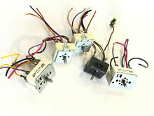 Range Stove Element Burner Switch for Frigidaire 316436000 All 5 pieces