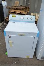Maytag MEDC215EW 29  White Front Load Electric Dryer NOB  17340 CLN