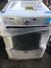 Maytag 4 5 cu  ft  High Efficiency Stackable White Front Load Washing Machine
