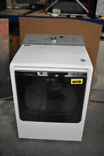 Maytag MEDB835DW 29  White Front Load Matching Electric Dryer NOB  37361 HRT