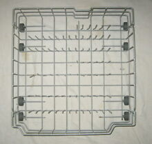 GE Profile Dishwasher Lower Rack Assembly