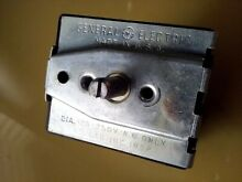 GE ASR4167 61 oven selector switch vintage Sears Kenmore Classic stove range