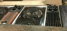 Jenn Air Downdraft Electric 47 inch Cooktop