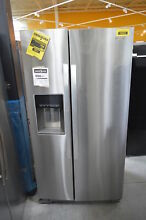 Whirlpool WRS571CIHZ 36  Stainless Side by Side Refrigerator NOB  35882 HRT