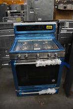 KitchenAid KFGS530ESS 30  Stainless Convection Oven Gas Range NOB  39244 HRT
