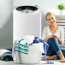 Full Automatic Laundry Wash Machine 7 7Lb Washer Spinner W Drain Pump New