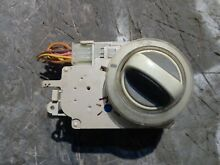 3951166 Kenmore Whirlpool Washer Control Timer 3951166B   Used  Tested  Knob