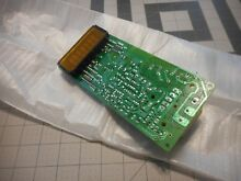 GE Microwave Electronic Control Board PCB Main NEW Part WB27X21026    A