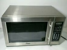 E Wave Stainless Steel Microwave   Model EW13F1ST    EWAVE
