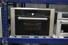 Thermador MES301HP 24  Stainlesss Single Combo Steam Wall Oven NOB  34519 HRT