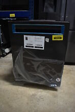 KitchenAid KDPE334GBS 24  Black Stainless Fully Integrated Dishwasher  39252 CLW
