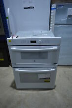 GE PT7800DHWW 30  White Combination Convection Wall Oven NOB   17165 CLW