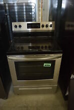 Frigidaire LFEF3054TF 30  Stainless Freestanding Electric Range NOB  33474 CLW