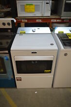 Maytag MEDB765FW 27  White Front Load Electric Dryer NOB  19019 CLW
