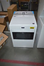 Maytag MEDB765FW 27  White Front Load Electric Dryer NOB  31524 CLW