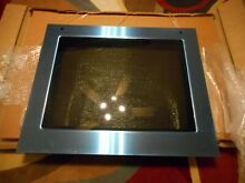 KitchenAid Wall Oven Door Panel Stainless Steel NEW Part Shipping Calculated  C