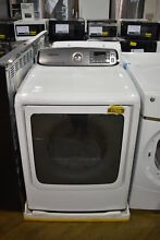 Samsung DV56H9000EW 30  White Front Load Electric Dryer NOB  17906 WLK
