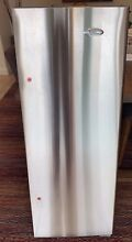 Whirlpool Refrigerator Right Door STAINLESS STEEL 13107886SQ AP4365338 PS2340705