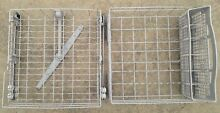 Dishwasher Racks for Whirlpool Model WDF320PADB0    Upper and Lower