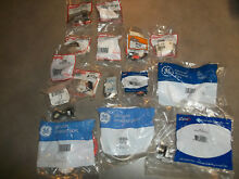 Lot of 15 Defrost Thermostats  Rotor  Relay  Protector  GE GEMLINE Supco