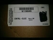 W11305303 New Whirlpool Dishwasher Control  OEM Factory Part  FREE SHIPPING