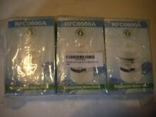 3 Pack of GE MWF Smartwater Replacement Water Filters by One Purify RFC0600A