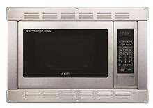 Muave  1 Cu ft Home Microwave Convection Oven   Grill with built in Trim Kit