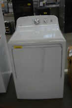 GE GTX33EASKWW 27  White Front Load Electric Dryer NOB  32860 MAD