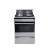 Fisher Paykel OR24SDPWGX1 24  Stainless Dual Fuel Range NOB  41049 HRT