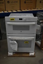 GE PT7800DHWW 30  White Combination Convection Wall Oven NOB  31740 HRT