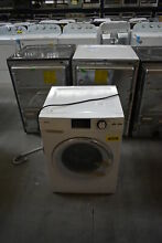 Haier HLC1700AXW 24  White Front Load Washer Dryer Combo NOB  39599 HRT