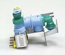 New W10420083 Maytag Kenmore Whirlpool Kitchenaid Fridge Water Valve Wpw10420083