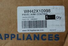 OEM GE Washer Control Panel WH42X10998 NEW