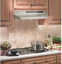 Ventless Range Hood Recirculating Non Ducted Under Cabinet 30inch Gas Stove Vent