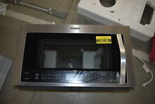 Whirlpool WMH76719CZ 30  Stainless Over The Range Microwave NOB  39139 HRT