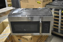 GE JVM6175SKSS 30  Stainless Over The Range Microwave NOB  7274 CLN