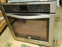 Whirlpool WOS51EC7AS 27  Stainless Single Electric Wall Oven  grea