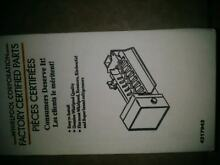 4317943 New Whirlpool Ice Maker  OEM Factory Part  FREE SHIPPING