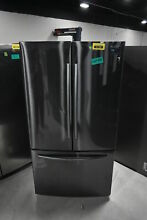 Samsung RF261BEAESG 36  Black Stainless French Door Refrigerator NOB  30125 CLN