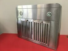 Windster 30 in  Stainless Steel Range Hood   WS 4830SS