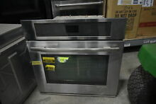 Jenn Air JJW2430WS 30  Stainless Single Electric Wall Oven NOB  1176 MAD
