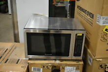 KitchenAid KCMC1575BSS 22  Stainless Counter Top Microwave NOB  19455 MAD