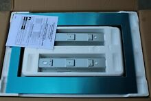 Whirlpool microwave trim kit   stainless steel   MKC2157AS   open box item