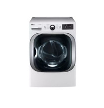 LG DLGX8001W 29  White Front Load Gas Dryer NIB  12689 CLW
