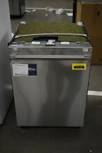 Thermador DWHD860RFP 24  Stainless Fully Integrated Dishwasher NOB  37133 MAD