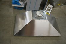 Thermador HMCB42FS 42  Stainless Wall Mt  Range Hood NOB  31465 CLW